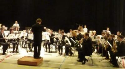 Concert Harmonie des 2 Rives, Le Touvet